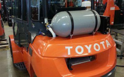 Toyota trukit