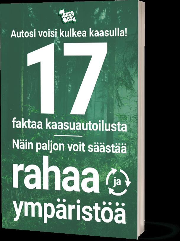 17 faktaa kaasuautoilusta: